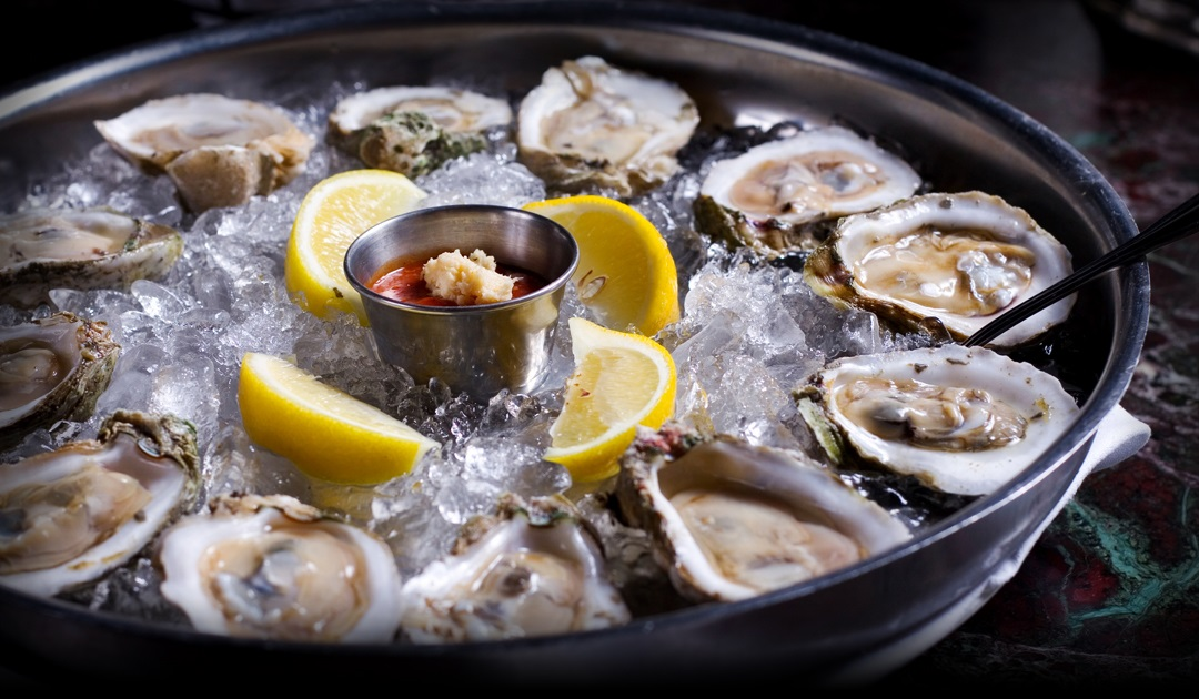 Oyster Bars In Las Vegas Best Oysters amp Seafood The