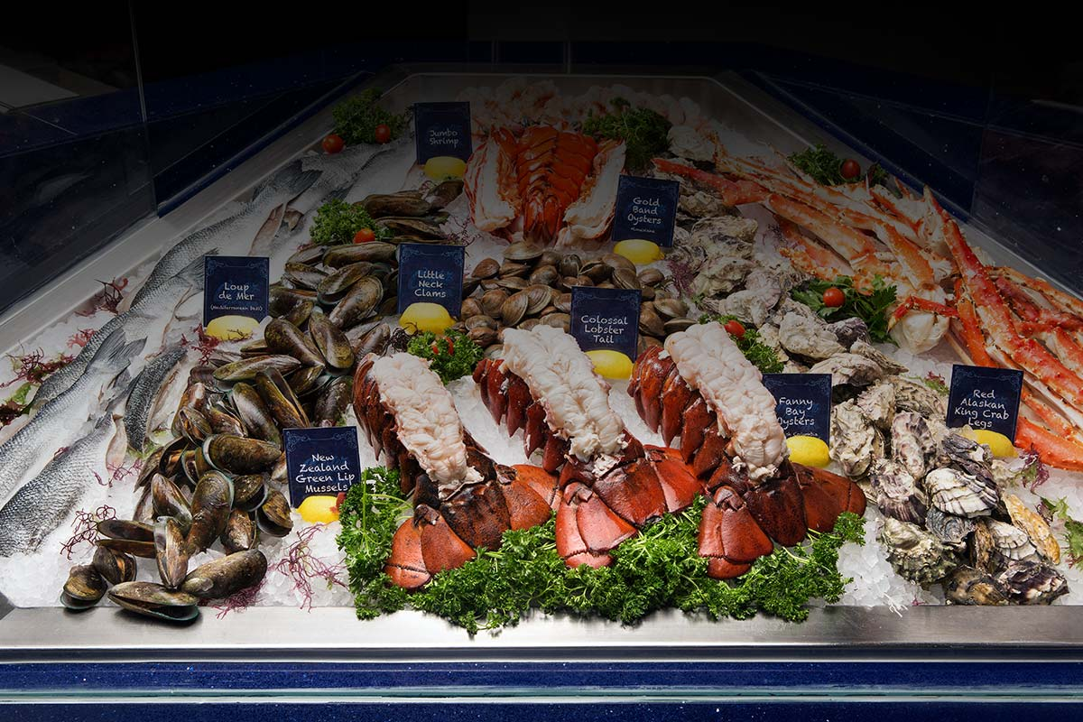 Oyster Bar Display