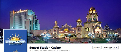 Sunset Station Facebook cover