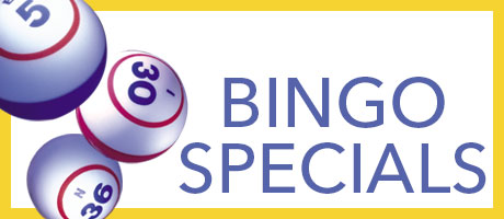 Bingo Specials at Sunset Station