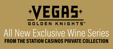 Vegas Golden Knights Exclusive Wine Series