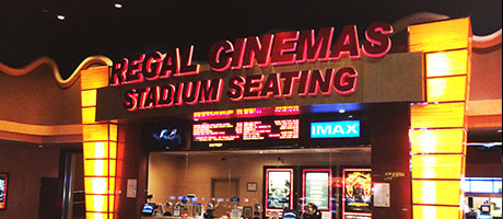 Regal Cinemas at Sunset Station